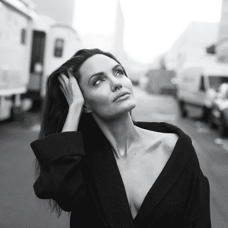 Angelina Jolie  - Divulgação/Vanity Fair - Divulgação/Vanity Fair