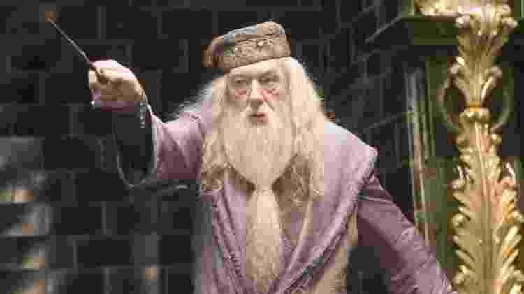 Dumbledore - Reprodução - Reprodução