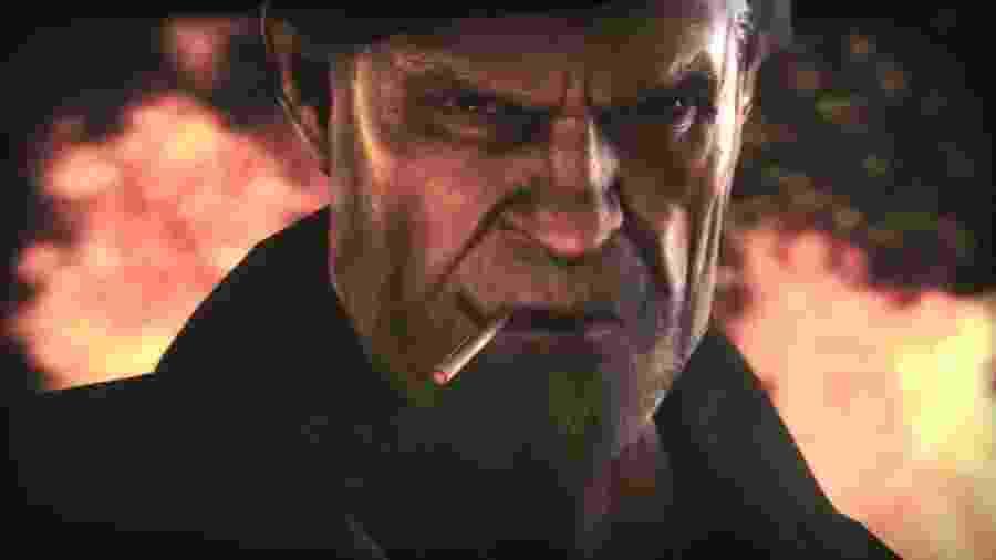 """Jim French emprestou sua voz para Bill, o veterano do Vietnã de """"Left 4 Dead"""" - Divulgação"""