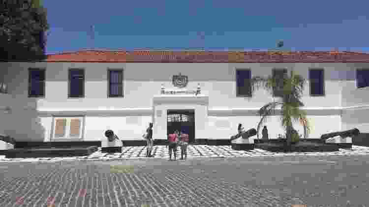 O Forte de São Lourenço - Ana Paula Garrido - Ana Paula Garrido