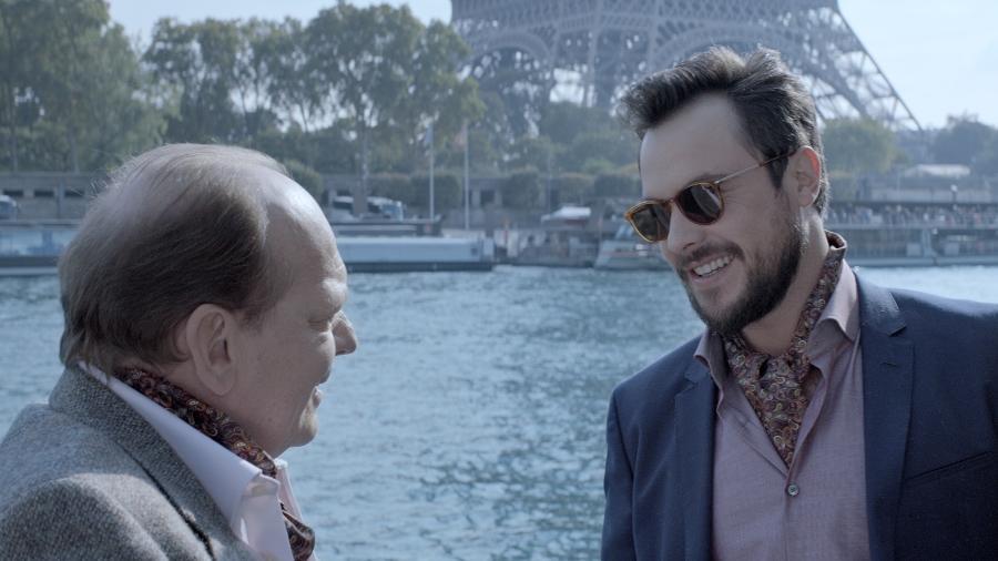 """Cena do filme """"Além do Homem"""", com Sergio Guizé - Divulgação"""