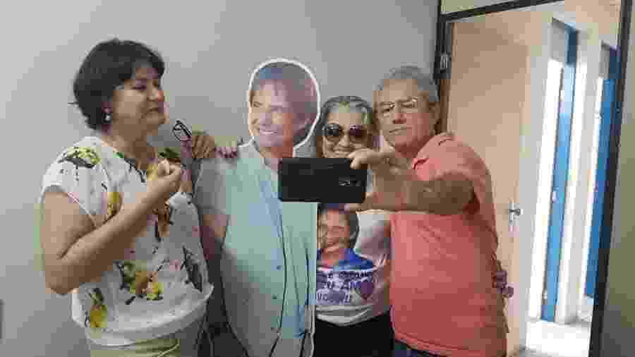 Festa de aniversário para Roberto Carlos - sem Roberto Carlos - Arquivo Pessoal