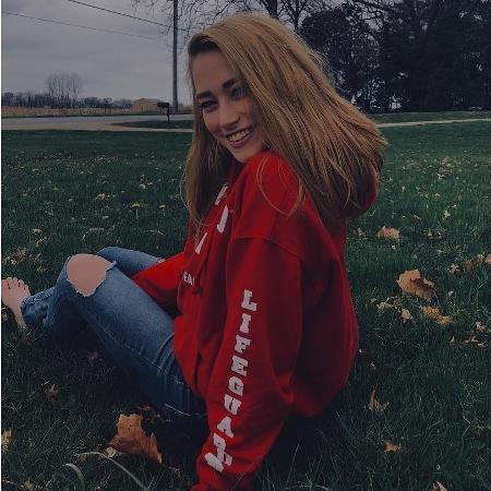 Madison largou o namorado que reclamou de seu vestido - Reprodução/Instagram