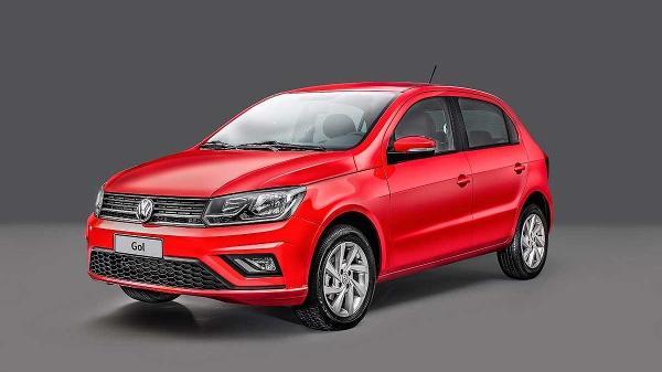 Volkswagen Gol 2019 1 - Divulgação - Divulgação