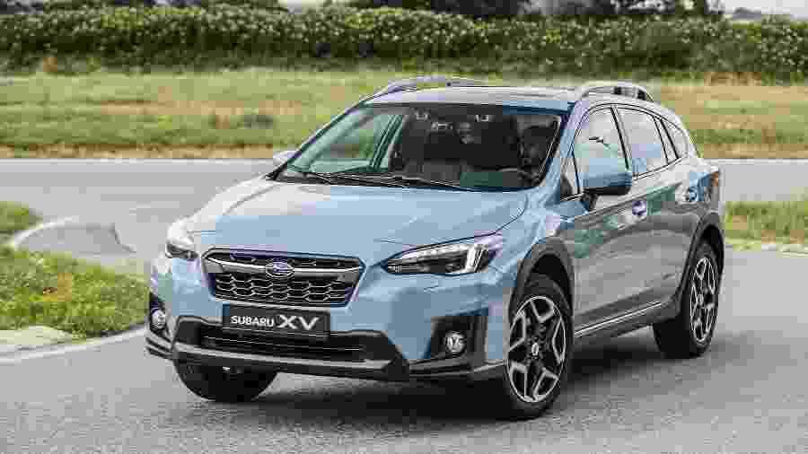 O Subaru XV 2019 - Divulgação