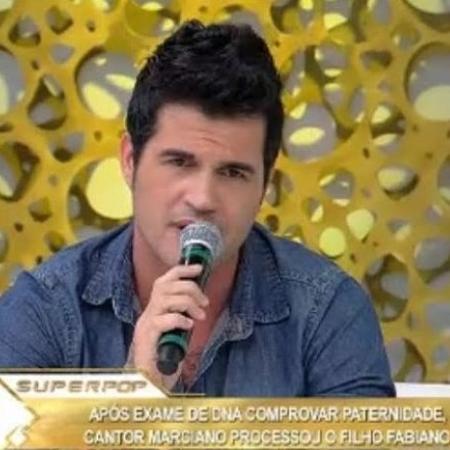 Fabiano Martins no Superpop - Reprodução/Rede TV