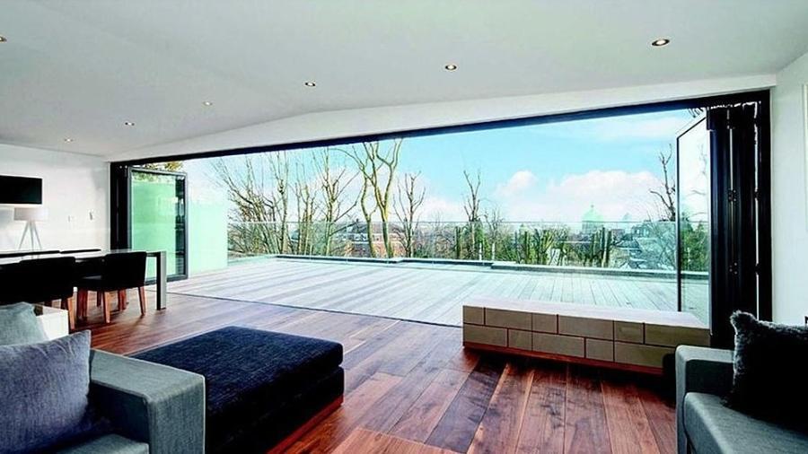 Casa do ex-vocalista do Oasis em Londres - Reprodução/Dexters