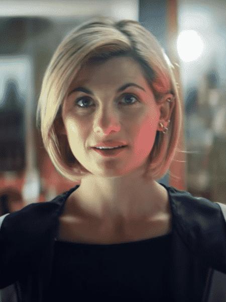 Atriz Jodie Whittaker em Doctor Who - Divulgação