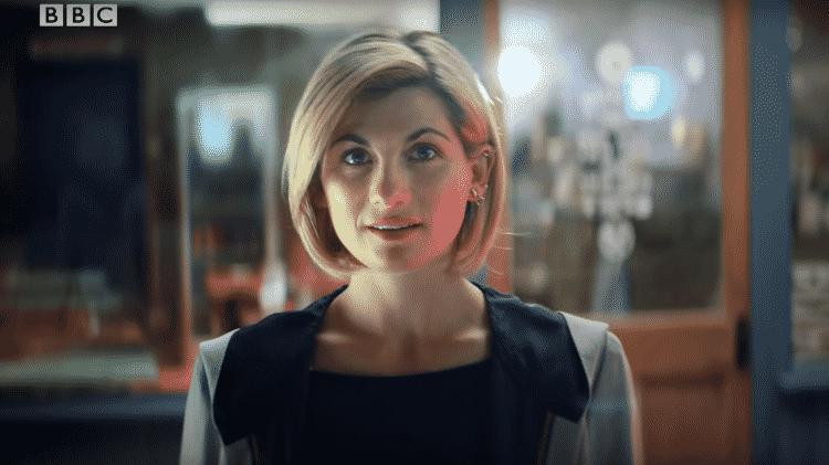 Atriz Jodie Whittaker em Doctor Who - Divulgação - Divulgação