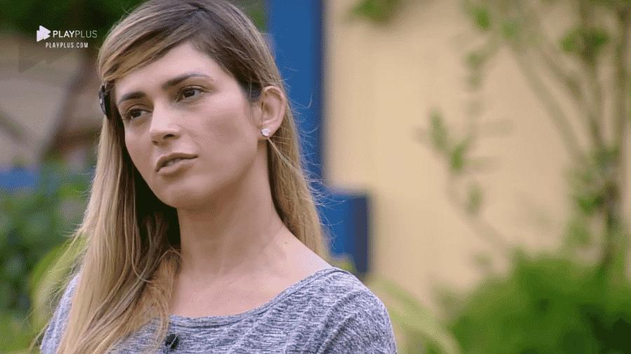 Nadja Pessoa critica Ana Paula Renault - Reprodução/Play Plus