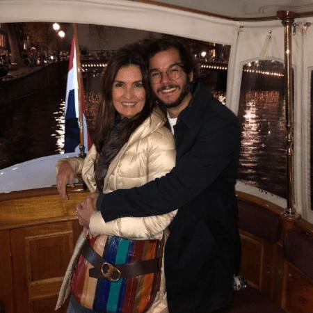 Fátima Bernardes e Túlio Gadêlha curtem férias na Holanda - Reprodução/Instagram