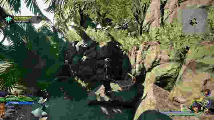 Kingdom Hearts III - Ultima Weapon - 003 - Reprodução - Reprodução