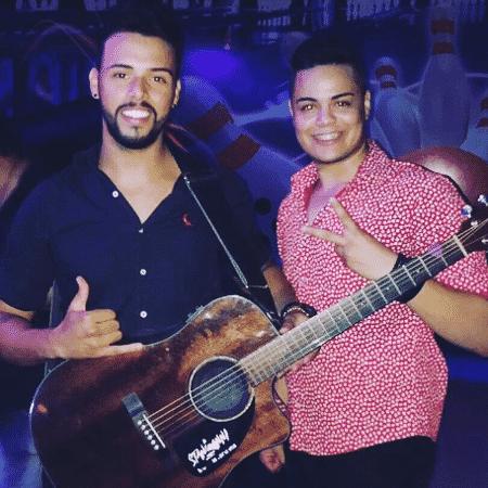 Bruno Stanzani e Guilherme Bastos, do Stillo Universitário - Reprodução/Instagram