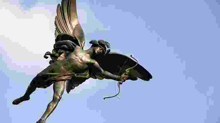 A imagem de Eros mudou muito ao longo dos séculos - Track5