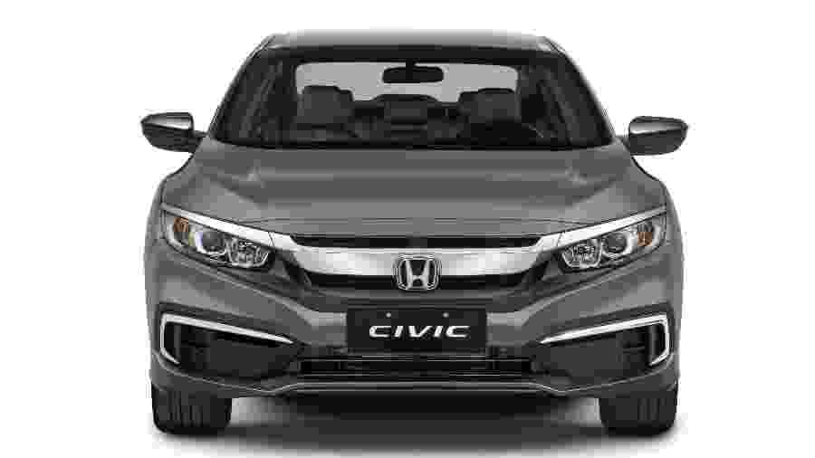 Honda Civic LX 2020 - Divulgação