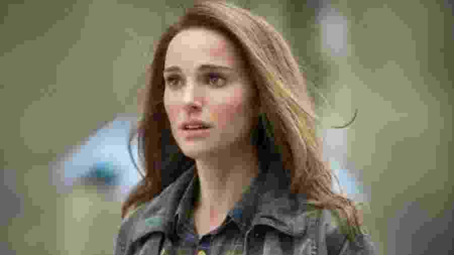 """Natalie Portman como Jane Foster na franquia """"Thor"""" - reprodução/Marvel Studios"""