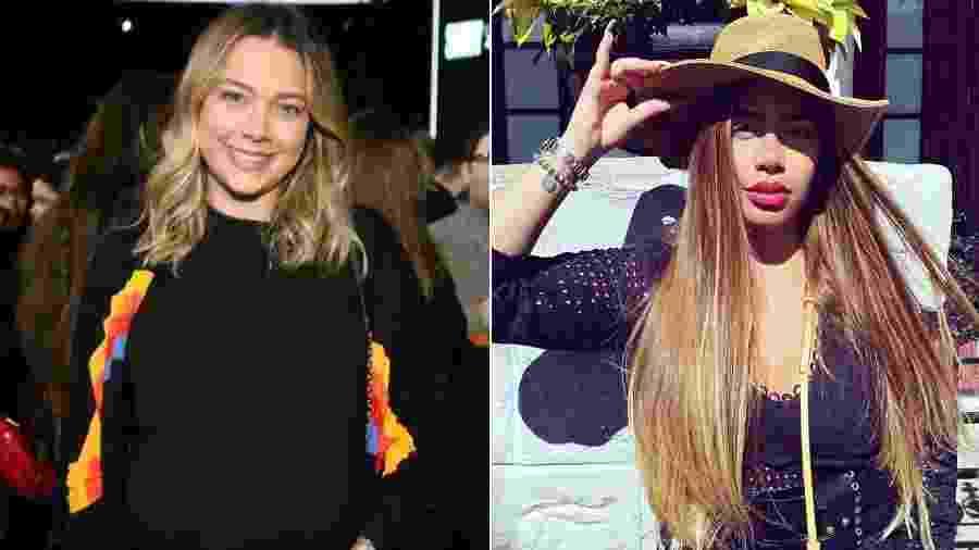 Carol Dantas e a ex-cunhada, Rafaella Santos - Reprodução/Instagram