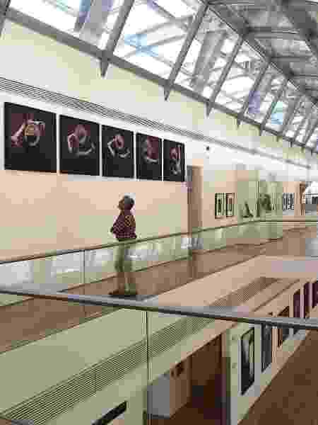 Salão principal da Colección de Arte Amalia Lacroze de Fortabat - Divulgação