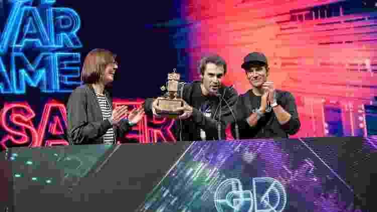 GDC Awards premia os melhores jogos do ano anterior. Em 2019, Beat Saber foi um dos vencedores - Trish Tunney/GDC
