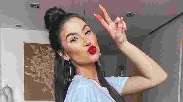 Bianca Andrade, a Boca Rosa, mostra barriga chapada em nova foto no Instagram - Reprodução/Instagram - Reprodução/Instagram