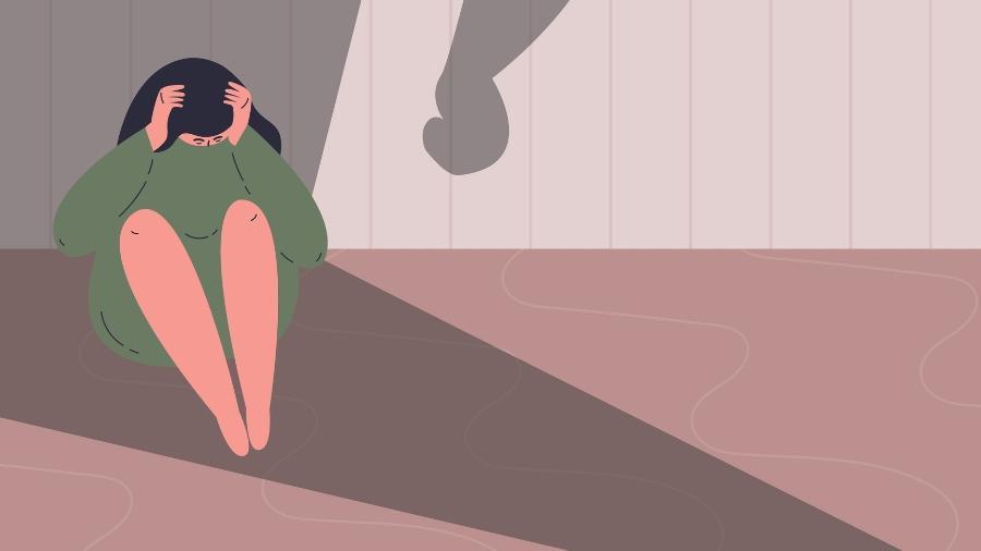 Estupro foi o crime mais registrado nos casos de violência contra a mulher - Getty Images/iStockphoto