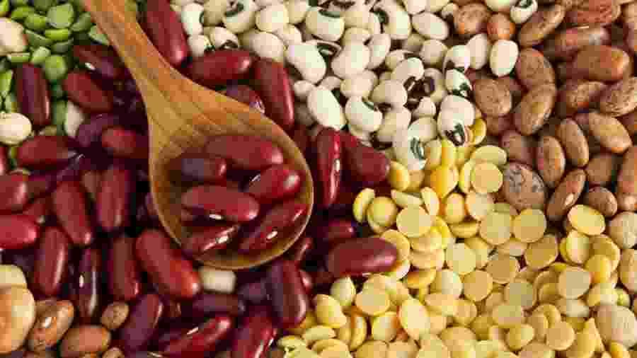 Leguminosas são exemplo de alimentos que possuem bastante lectinas - iStock