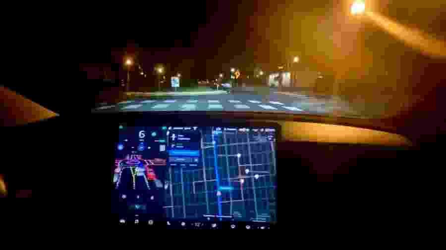 Tesla Full Self-Driving - Divulgação
