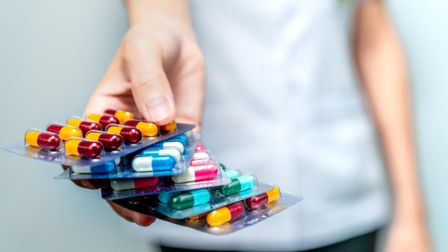 Aumento no preço dos remédios foi autorizado no dia 12 pela Câmara de Regulação do Mercado de Medicamentos - iStock