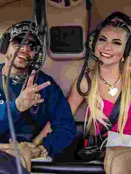 MC Kevin e Deolane Bezerra - Reprodução/Instagram - Reprodução/Instagram
