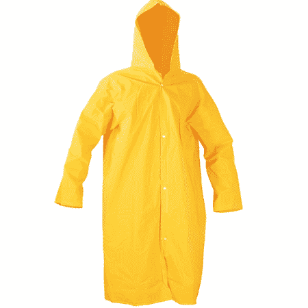 Capa de chuva - Divulgação - Divulgação