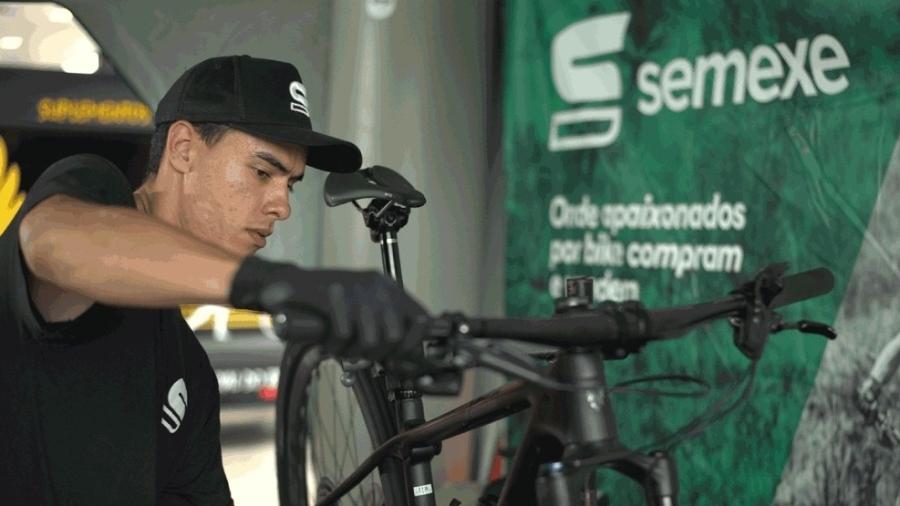 Startup Semexe criou um mecanismo para evitar a compra de bikes roubadas - Divulgação/Semexe