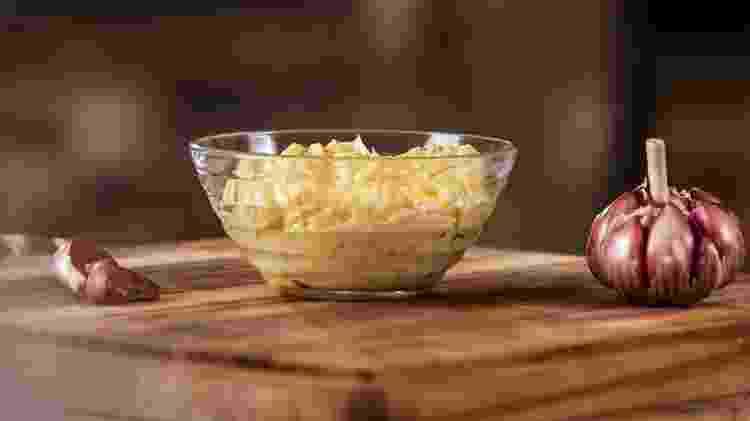manteiga temperada pasta de alho vai ter churras - Mariana Pekin/UOL - Mariana Pekin/UOL