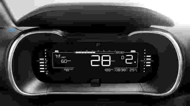 Citroën C4 Cactus Shine 1.6 THP Pack - DIVULGAÇÃO - DIVULGAÇÃO