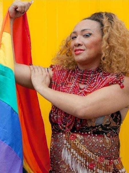 Bárbara Pastana é ativista pelos direitos da população LGBTQIA+ no Pará - Arquivo pessoal