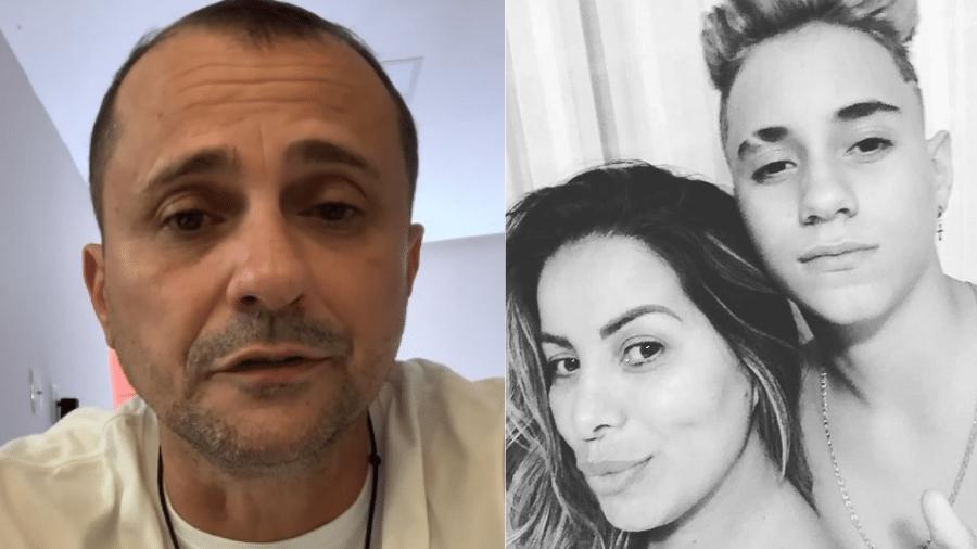 César Soanata, pai de Lucas Santos, se pronunciou sobre a morte do filho - Reprodução/Instagram