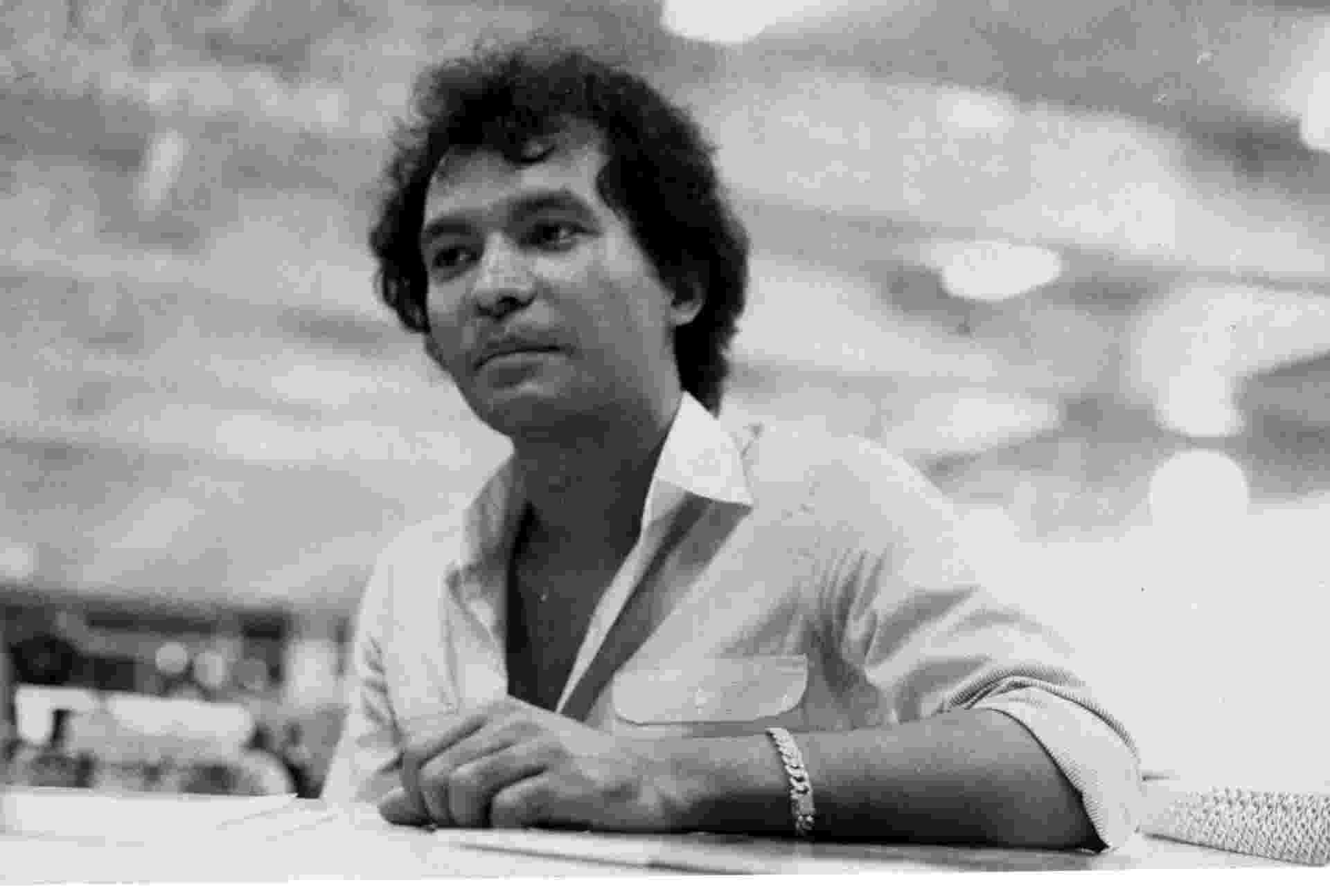 """Cantor conhecido pelo sucesso """"Porto Solidão"""", Jessé morreu aos 40 anos, em 29 de março de 1993 de traumatismo craniano, sofrido num acidente de carro quando se dirigia para a cidade de Terra Rica, no Paraná, para fazer um show. O último show dele foi em São Bernardo do Campo, um dia antes do acidente - Folhapress"""