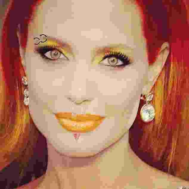 Angelina Jolie - Reprodução/Instagram/@popculturegoespunk