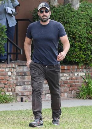 O ator Ben Affleck - AKM-GSI