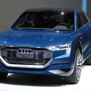 Audi e-tron quattro Concept - Murilo Góes/UOL