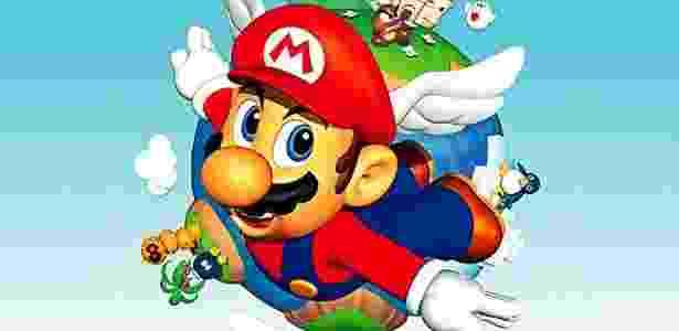 Principal mascote da Nintendo, Mario é um jovem de cerca de 25 anos de idade e que nunca envelhecerá - Divulgação