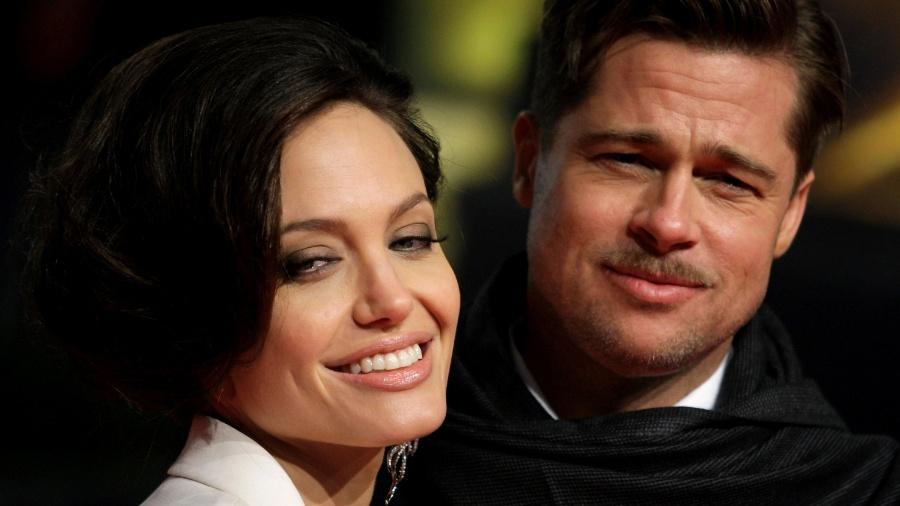 Mal saiu a notícia da separação de Pitt e Jolie (acima, em foto de 2009), Marion Cotillard foi apontada como a responsável  - Hannibal Hanschke/Reuters