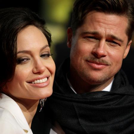 Angelina Jolie e Brad Pitt ficaram juntos por 13 anos e têm seis filhos - Hannibal Hanschke/Reuters