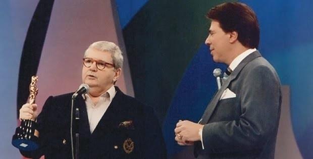 Durante 11 anos, Jô Soares trabalhou no SBT e sempre manteve uma relação boa com Silvio Santos