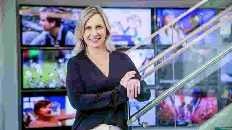 Monica Pimentel, vice-presidente de conteúdo da Discovery Networks Brasil - Divulgação