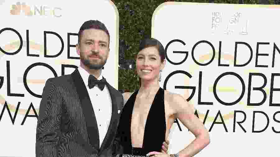 Justin Timberlake e Jessica Biel - Getty Images