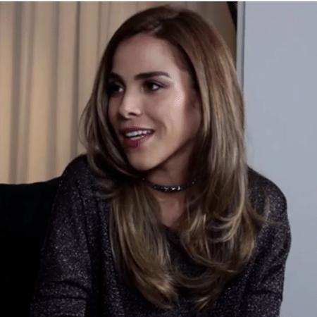Wanessa Camargo - Reprodução/Youtube