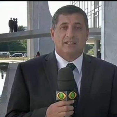 O jornalista Antonio Petrin foi um dos dispensados pela emissora - Reprodução/Facebook/Band