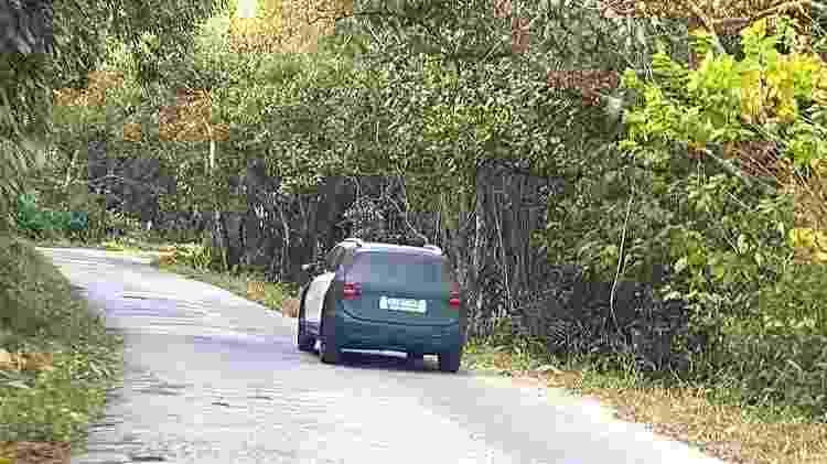 Volkswagen T-Cross flagra - Murilo Góes/UOL - Murilo Góes/UOL