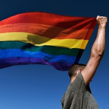 bandeira LGBT - iStock