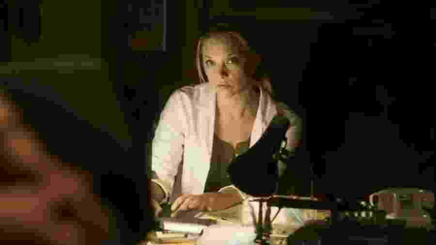 """A atriz Natalie Dormer, de """"Game of Thrones"""", que estrela """"Patient Zero"""" - Reprodução"""